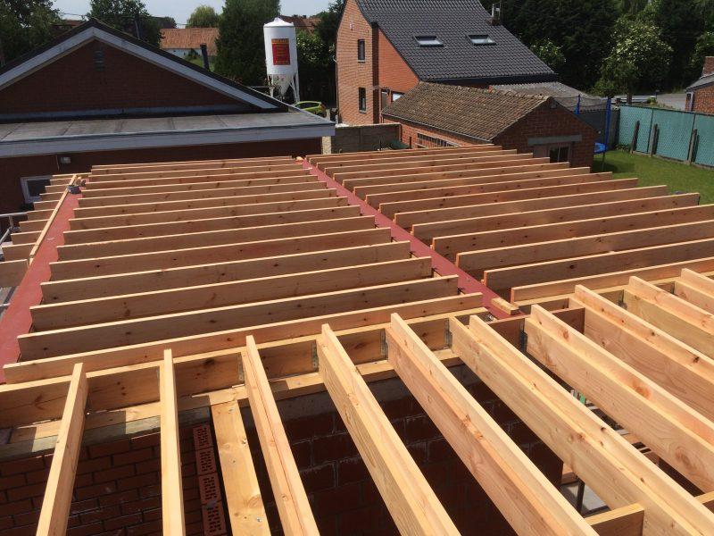 Amazing construire une toiture plate 2 toit terrasse for Construire toit terrasse