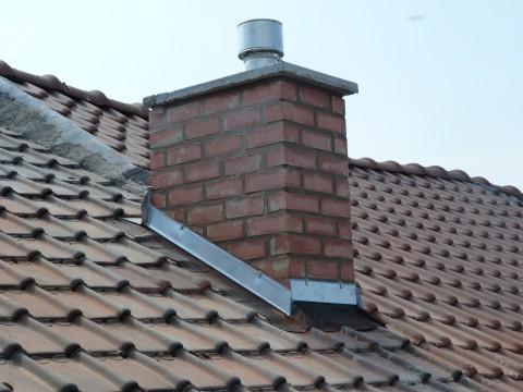 Rénovation de cheminée et étanchéité à l'eau