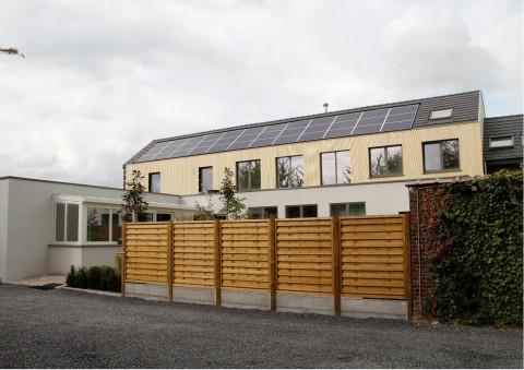 Extension et aménagement d'une maison unifamiliale