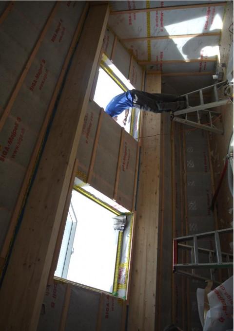 Rénovation et isolation de la toiture